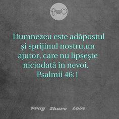 https://www.facebook.com/praysharelove/ El nu te părăsește niciodată! #Dumnezeu #adăpost #sprijin