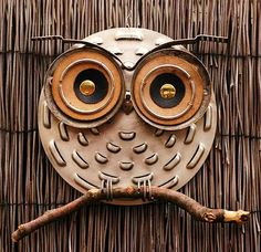Hardware Owl. cute
