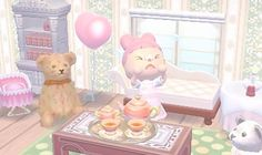 Pieces kawaii meuble // www.blog_acnl.com ♥ lien des meuble (et ou on animal crossing home ideas, sims home designer, nintendo home designer,