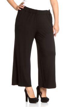 Moda Mix Lashaunda Pants in Black - Beyond the Rack