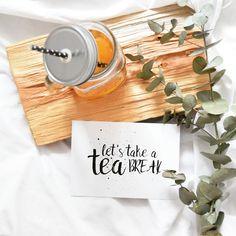 Kartka – Tea break