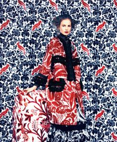 fashion editorials, shows, campaigns & more!: prints of the season: elisabeth erm by erik madigan heck for harper's bazaar march 2014 Foto Fashion, Fashion Shoot, Editorial Fashion, Fashion Art, Fashion Cover, Cheap Fashion, Colorful Fashion, High Fashion, Fashion Design