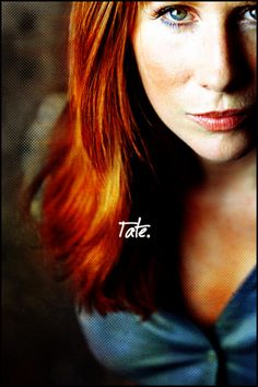 Catherine Tate - my favorite Doctor Who companion, and a very talented actress! I love everything she does!!