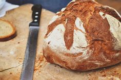 malty beer bread