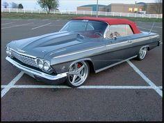 Rag top 62 impala