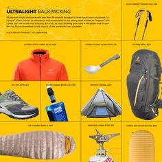 Ultralight Backpacking Essentials - Gear Patrol