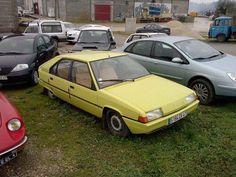 one of the few jaune Cédrat BX left in france