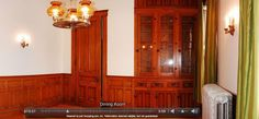 Homes On Pinterest Queen Anne Victorian Interiors And Woodwork