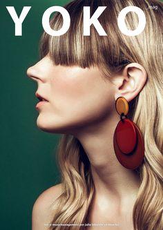 – boucles – – yoko-mag          #fashion #editorial #fw17 #makeup #trends #model #accesories #julia #labarthe #styling #hair #retouching