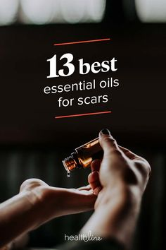 Can You Reduce the Appearance of Scars with Essential Oils? 13 Oils to Try Essential Oils Guide, Essential Oil Uses, Doterra Essential Oils, Scar Remedies, Natural Cough Remedies, Acne Reasons, Facial Scars, Acne Scars, Oils For Scars