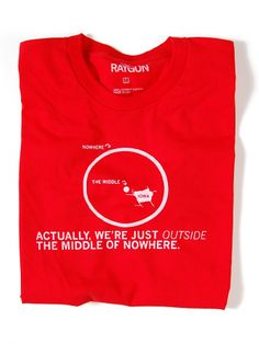 Yet another great Raygun shirt