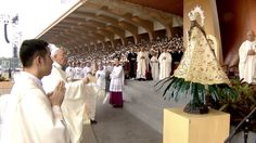 Pope Francis at Quirino Grandstand (18/01/15)