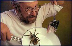 Recetas de cocina con Insectos. Recetas, Gastronomía, Food, Gastronomy, Recipes...