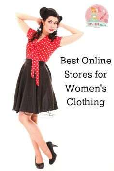Best Online Stores for Women's Clothing | Stay at Home Mum