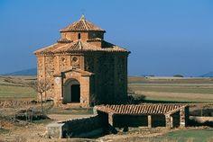 Loscos. Teruel (Spain). Ermita de santa Águeda