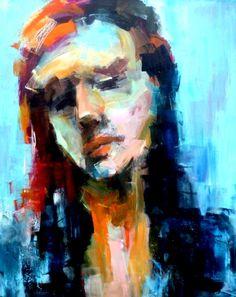 acryl on canvas  120 x 100 cm SOLD