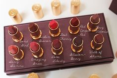 Zoella   Beauty, Fashion & Lifestyle Blog: Charlotte Tilbury New Matte Revolution Lipsticks