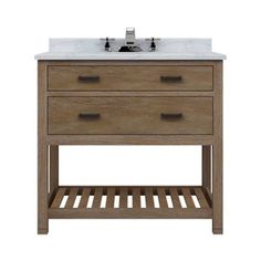 The Mine Collection Toby Collection 36-in Bathroom Vanity Base | The Mine