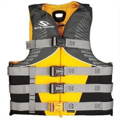 Stearns 2000015192 Infinity Women's Life Jacket Gold Large/X-Large