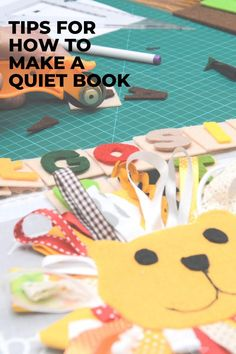 Find out how to make your first quiet book with awesome tips then browse tons of quiet book page ideas and patterns. Don't forget to grab a copy of the free planning guide so that you can make an awesome busy book in no time! #quietbook #quietbooks #quietbookideas #busybook Quiet Book Templates, Quiet Book Patterns, Baby Learning, Learning Games, Easy Christmas Crafts, Simple Christmas, Felt Quiet Books, Cross Stitch Baby, Busy Book