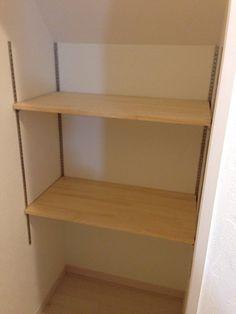 階段下収納の改善DIY 小さな家をたてるブログ {4F7BD3B9-0CCE-43D4-BF94-55E45885FD46:01}