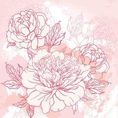колокольчик цветок нарисованный - Поиск в Google