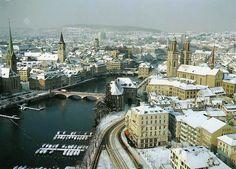 Zurich, Schwitzerland. Were I grew up. From 3yrs to 11yrs old.