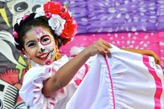 Mexico's Day of the Dead offers a uniquely happy view on Death