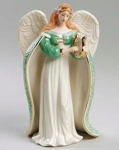 Lenox Angel of Ireland Figurine