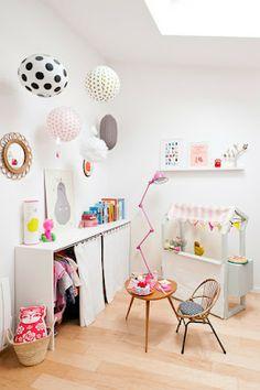 The Butter Flying chez la designer Caroline Gomez | The Butter Flying ©-Handmade design for Kids