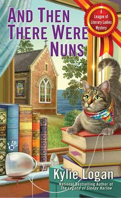 The national bestselling author of The Legend of Sleepy Harlow returns to South Bass Island, where the League of Literary Ladies has to find out who's killing off nuns. #cozymysteries #literary