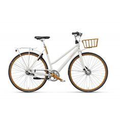 Rower Miejski Damski Batavus CS Spirit Plus. Klasyczny, a zarazem nowoczesny rower miejski, dzięki któremu szybko i sprawnie przemieścisz się z miejsca na miejsce. http://damelo.pl/damskie-rowery-miejskie-rekreacyjne/373-rower-miejski-damski-batavus-cs-spirit-plus.html