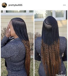 What are the box braids? We braid hair since the dawn of time, so we found traces of braided hairstyles dating back to Prehistory! After a dazzling comeback in the the fashion of braids (or rather mats) does not seem… Continue Reading → Braided Hairstyles For Black Women Cornrows, Feed In Braids Hairstyles, African Hairstyles, Girl Hairstyles, Carrot Hairstyles, Cornrolls Hairstyles Braids, Black Girl Braids, Braids For Black Hair, Girls Braids