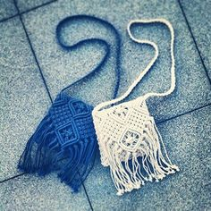 suoboutique- macrame bag