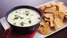 Enjoy this slow cooked queso dip that's made using Old El Paso® green chiles - a tasty Mexican appetizer.
