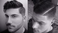 Men's Hairstyles 2013 - Gathering ideas for lucas first