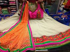 Garba Garba Dress, Navratri Dress, Western Dresses, Indian Dresses, Indian Outfits, India Fashion, Asian Fashion, Women's Fashion, Desi Clothes