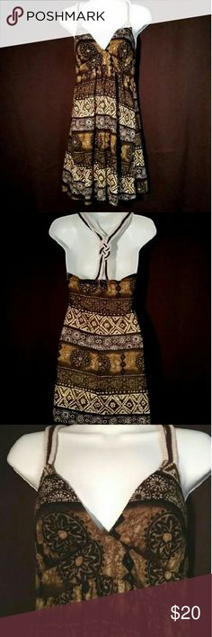 🔥SALE🔥 LIMITED TIME ONLY!!! MAURICES HALTER SUNDRESS SZ SMALL. Super cute. PRESTIGE CONDITION. MAURICES  Dresses