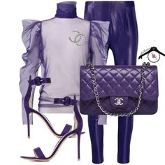 Purple Outfits, Swag Outfits For Girls, Girls Dress Up, Classy Outfits, Chic Outfits, Fashion Outfits, 30 Outfits, Classy Dress, Short Girl Fashion