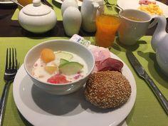 Frühstück im Hotel Nikko in #Düsseldorf