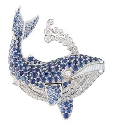 Van Cleef and Arpels brooch.