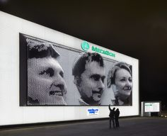 GIANT 3D SELFIES AT SOCHI GAMES
