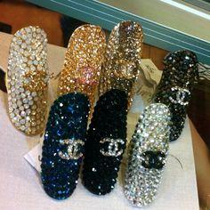 Chanel rings<3<3