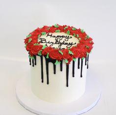 Our Drip Cake by Cake Bash Studio & Bakery, Lake Balboa CA