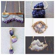 Love crystals!