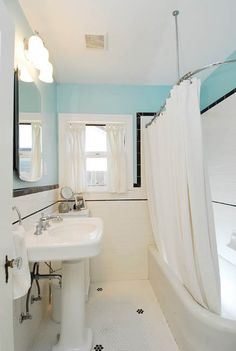 Good Home Construction's Renovation Blog: Updated AFTER Pictures of a Classic 1920's Bathroom