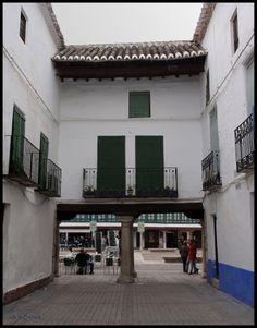 Callejón. Almagro Spain