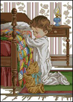 PATRONES VERVACO Y BUCILLA punto de cruz (pág. 240)   Aprender manualidades es facilisimo.com Cross Stitch For Kids, Cross Stitch Baby, Cross Stitch Patterns, Cross Stitch Pictures, Sewing Stitches, Stitch 2, Mug Rugs, Cross Stitching, Needlepoint