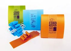 Leah Hanus--Packaging design: Cord Keeper