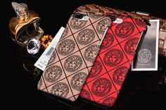 Versace Case For iPhone - - Perfect Fits For iPhone Plus - The Versace Case For iPhone is High Quality Guarantee - Please select model and color - Model:iPhone 6 Plus,iPhone 7 Plus,iPhone Iphone 7 Plus Cases, Iphone 5s, Louis Vuitton Monogram, Versace, Perfect Fit, Pattern, Bags, Design, Handbags